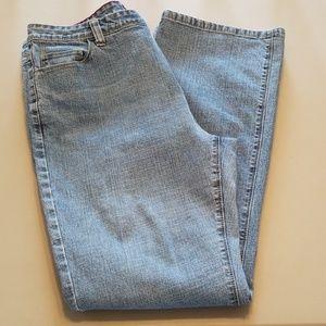 Westport Women's Size 12 Denim Jeans